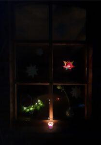 12. Dezember (bei Nacht)